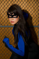 Nightwing by Endymius