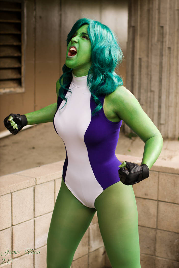 She-hulk: 2 by Endymius