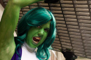 She-Hulk by Endymius