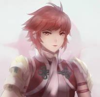 Fire Emblem - Hinoka by leonmandala