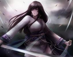 Fire Emblem - The Sword Vassal, Karla by leonmandala