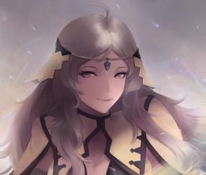 Fire Emblem - The Dramatic Heroine, Ophelia