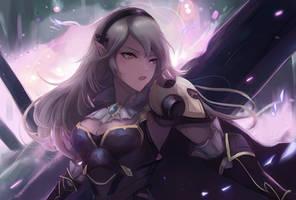 Fire Emblem - Nohr Noble Corrin by leonmandala