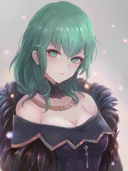 Fire Emblem Three Houses - Gremory Byleth