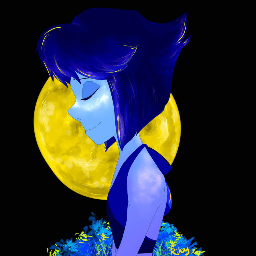 Yellow Moons and Stardust by riley-the-ambivert
