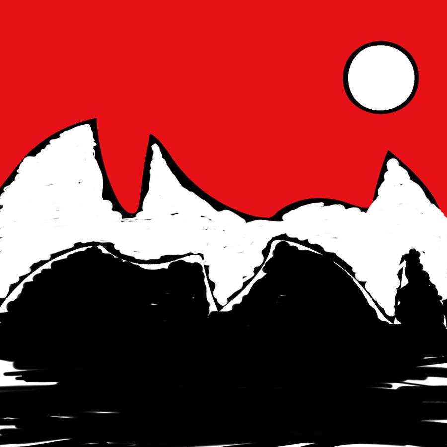 Monte Bianco e Montenegro by caska1979
