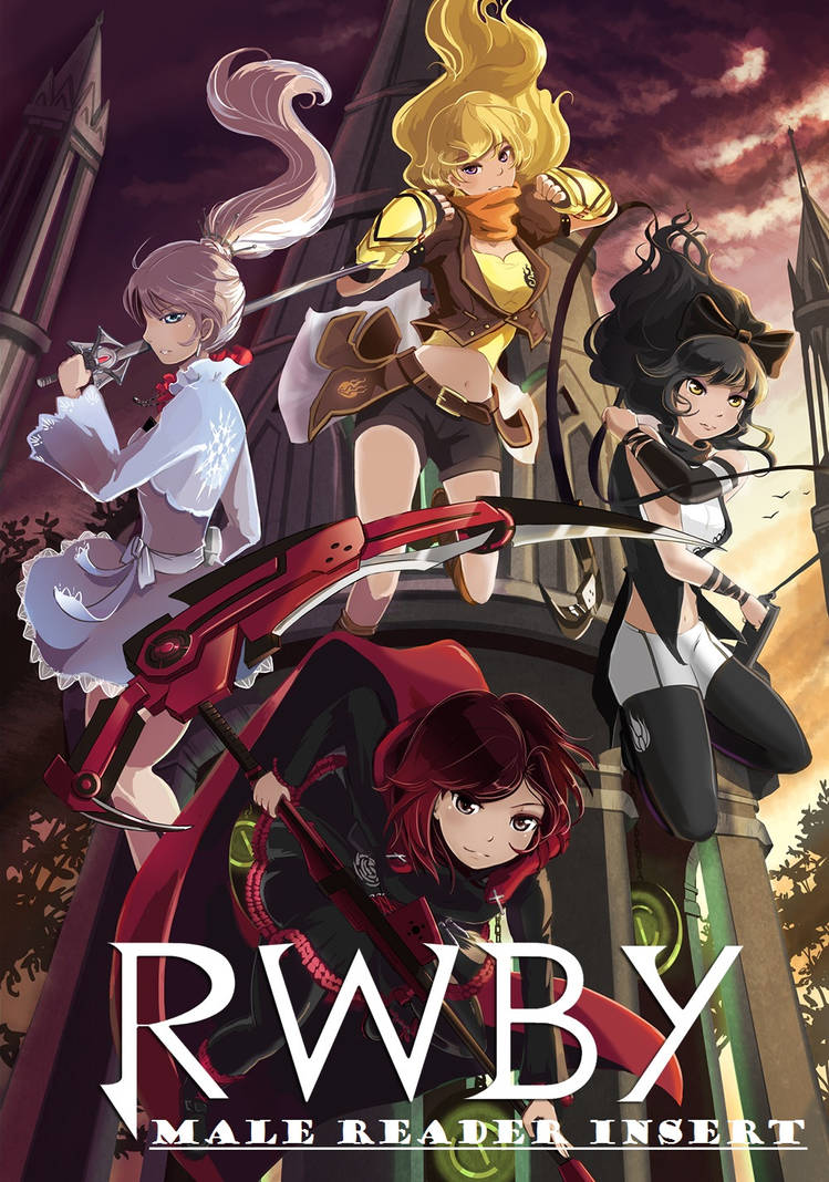RWBY: Ruby Rose x Male Reader - Vol  2 Ep  1 by