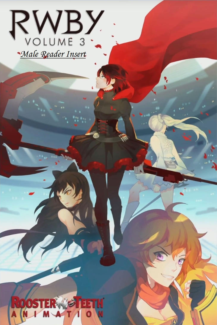 Rwby Ruby Rose X Male Reader Vol 3 Ep 12 By Nehpetssanders On