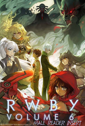 RWBY on MaleReader-Inserts - DeviantArt