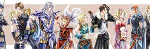 Dissidia Cosmos Heroes