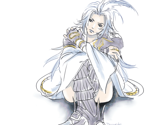 Kuja by hummingbird712