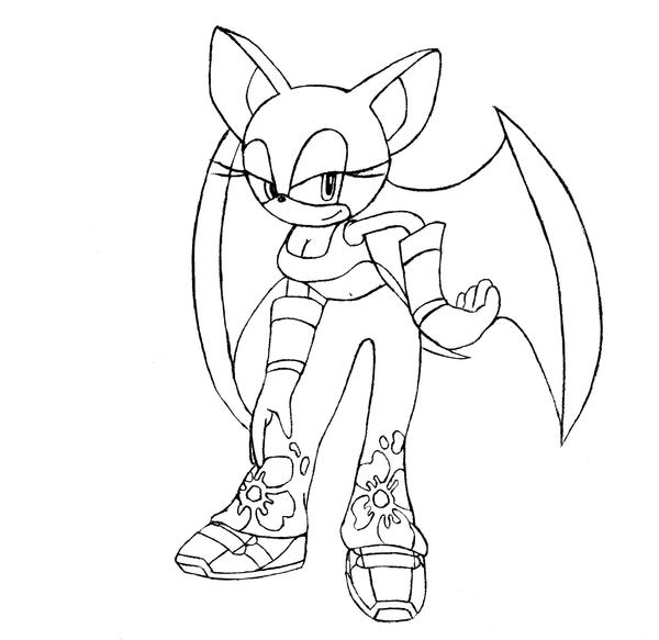 sonic riders coloring pages - photo#23