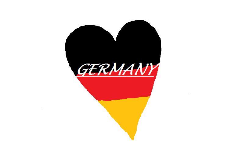Ich liebe deutschland by phoenixkoda