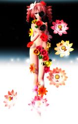 [MMD] - OG Contest Enrty - Sleepy Flower
