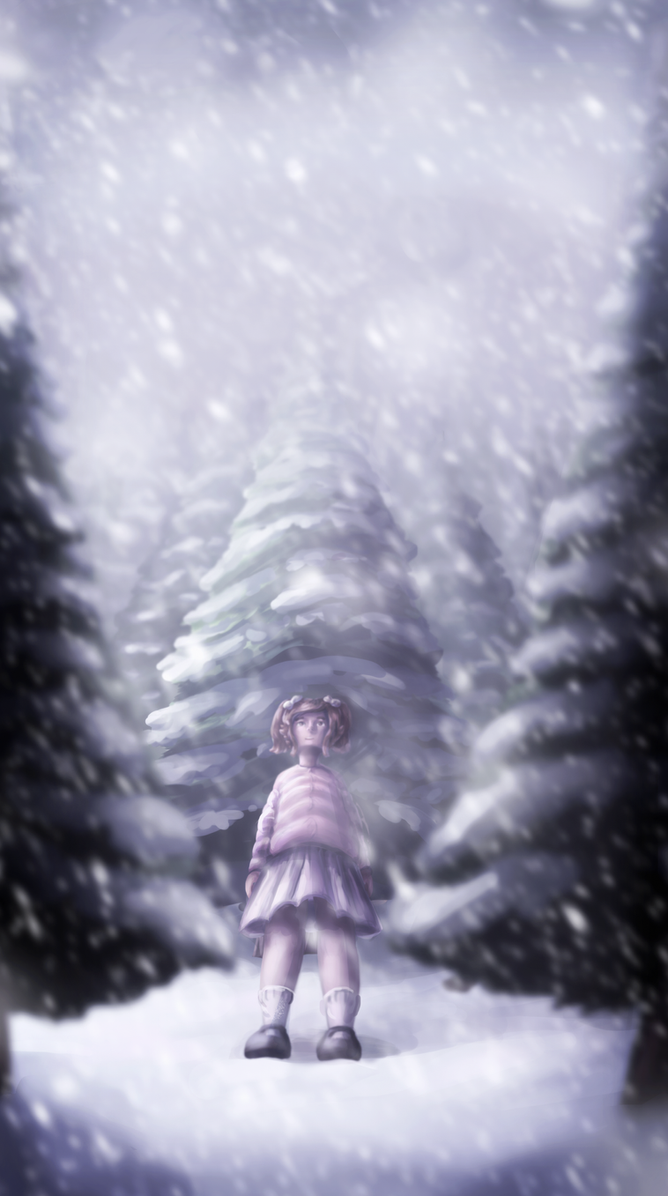 Snow by ghostchiryou
