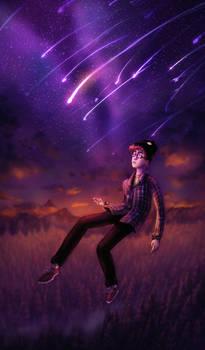 Cavetown - Meteor Shower (SPEEDPAINT)