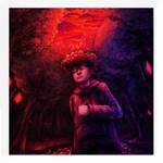 Cavetown - Devil Town (SPEEDPAINT) by ghostchiryou