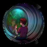 cavetown - Telescope (speedpaint!) by ghostchiryou