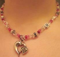Valentine Charm Necklace