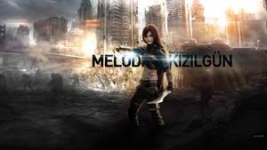 Wallpaper -  Melodi Kizilgun (Berry-venus) Cosplay