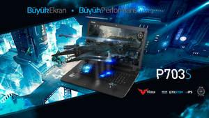 Victor P703S - Desktop Wallpaper by YunusBirel