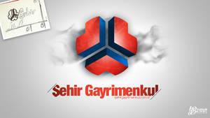 Sehir Gayrimenkul - Logotype