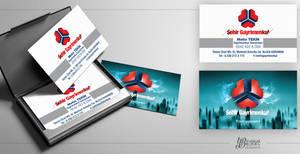 Sehir Gayrimenkul - Business Card