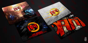 ANT E-Spor Club - Mouse Pads