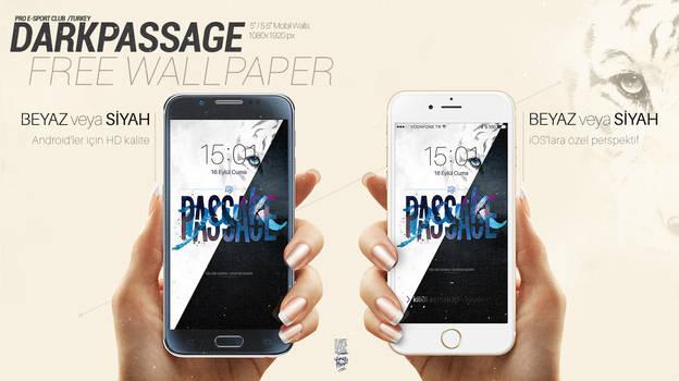 Dark Passage E-Sport Team - Mobil Wallpapers