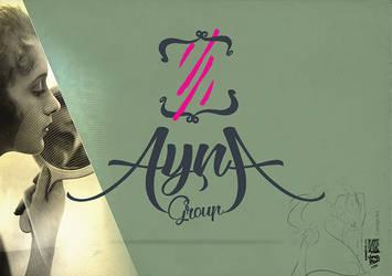 Ayna Group Logotype / Turkey-Samsun 2017  www.yunu
