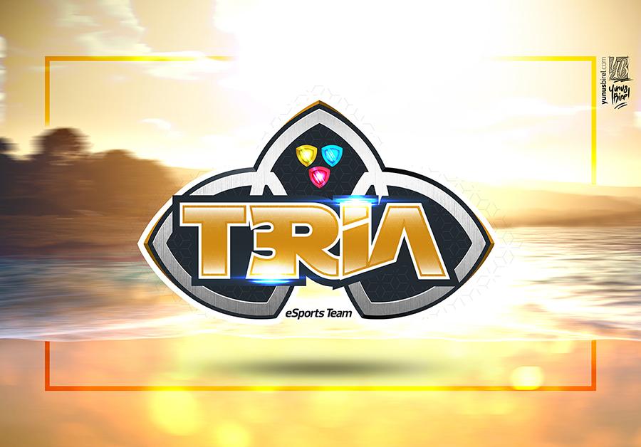 Tria-eSports-3D-Logotype