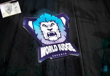 World Judge Esport Team - Logotype