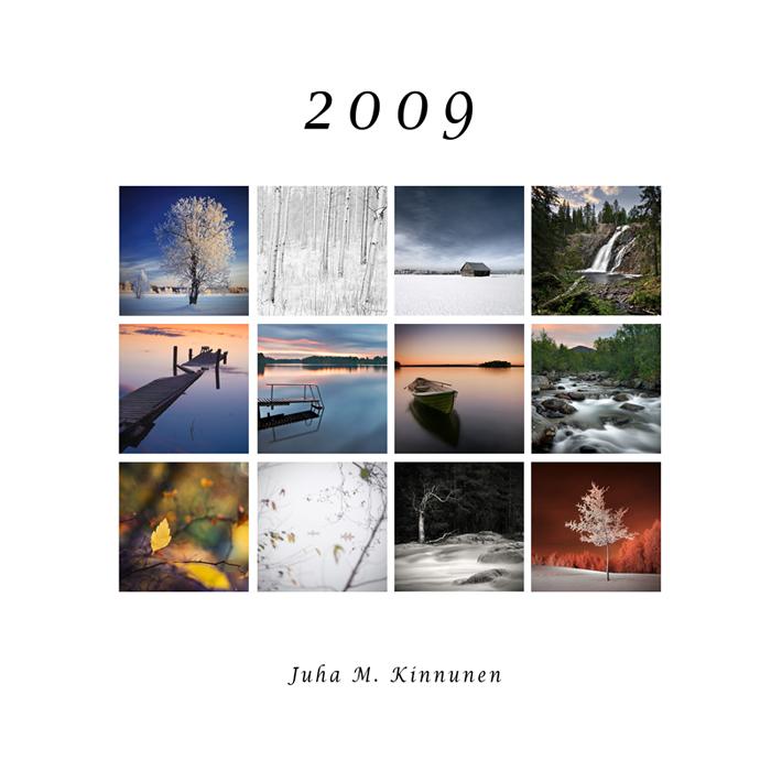 Calendar 2009 by jjuuhhaa