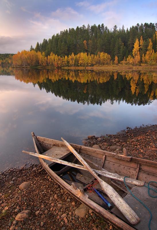 Autumn Solace by jjuuhhaa