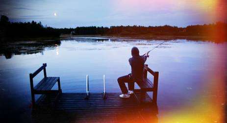 Fishing by jjuuhhaa