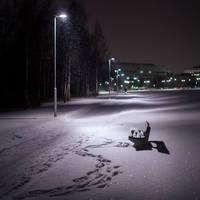 Snow by jjuuhhaa