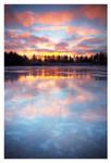 Lamsanjarvi Sunrise