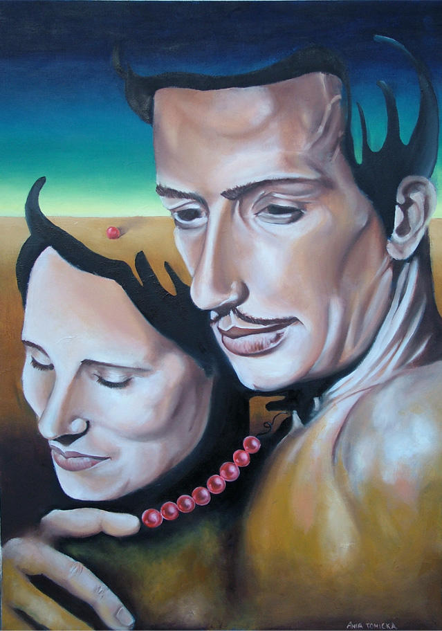 the pearl of Dali by super-ania
