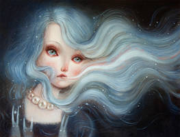 Falling Deeper by ponyania