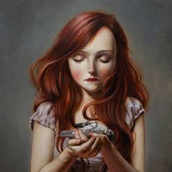 Dead Bird by ponyania