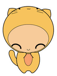 kitty cat by ponyania