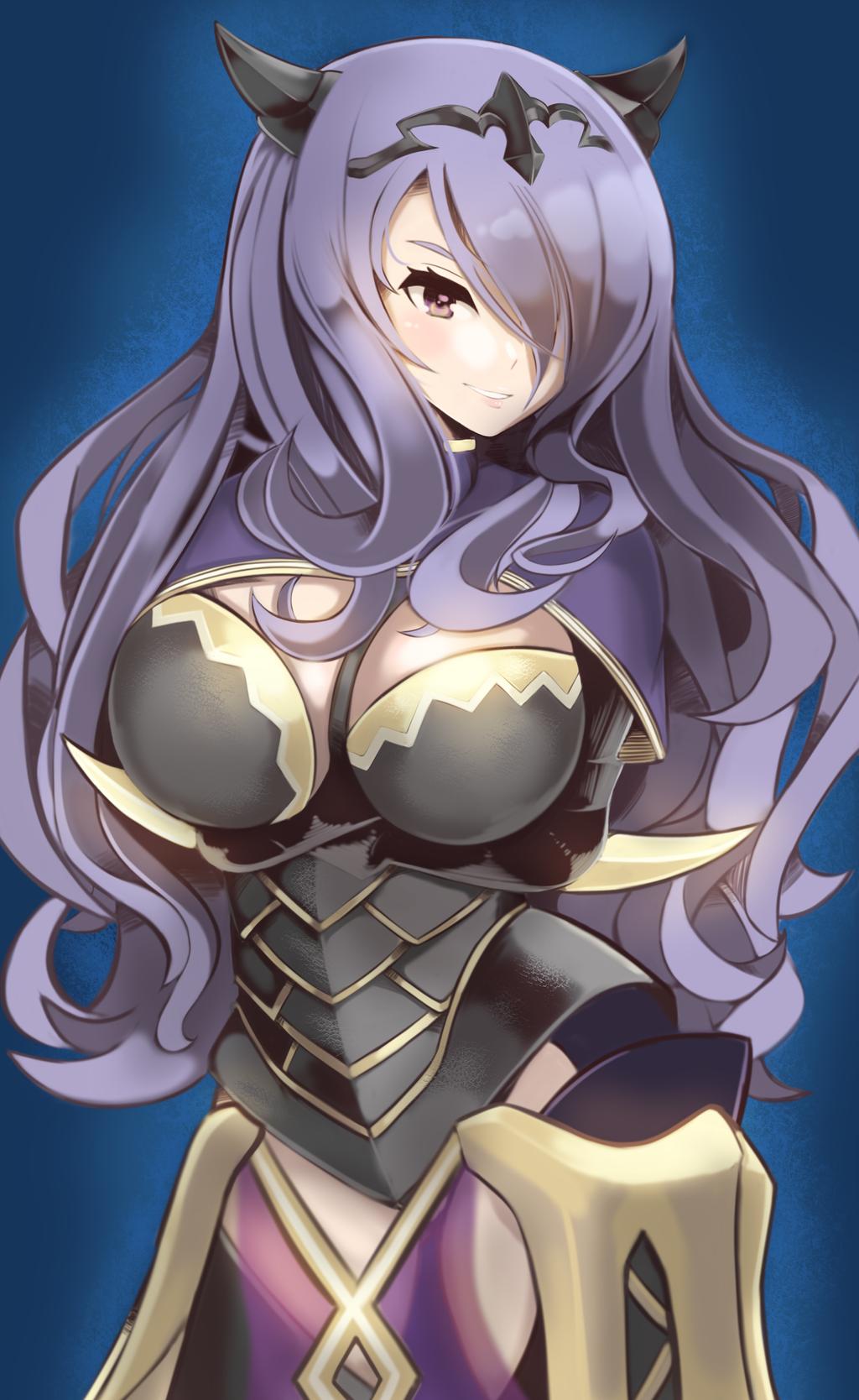 Camilla - Commission by Harukagi