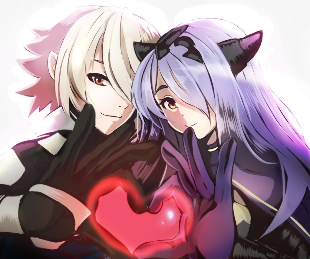 Camilla and Corrin =Commission=