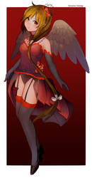 Commission : Aliavette by Harukagi
