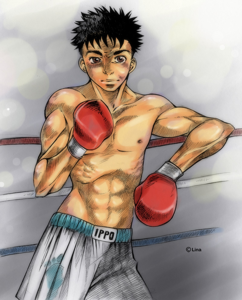 IPPO By LinART On DeviantArt