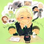 Draco's dream
