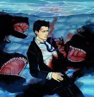Underwater by LinART