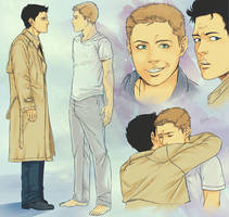 Dean_Cas 4 by LinART