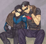 Jason and Dick