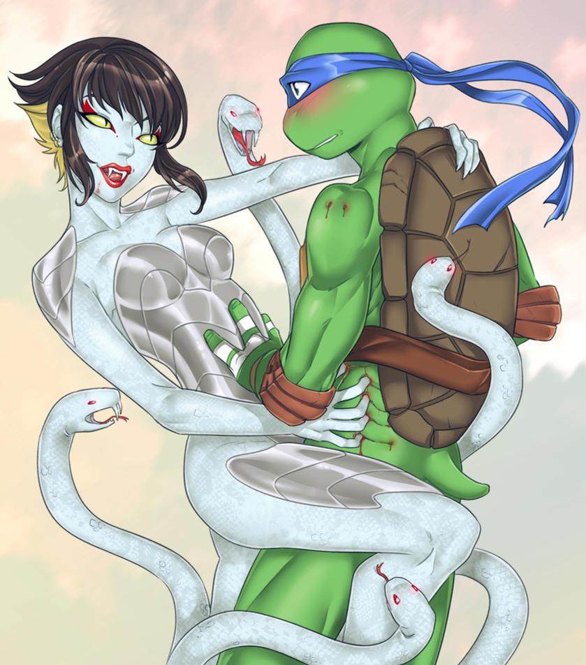 порно qween snake
